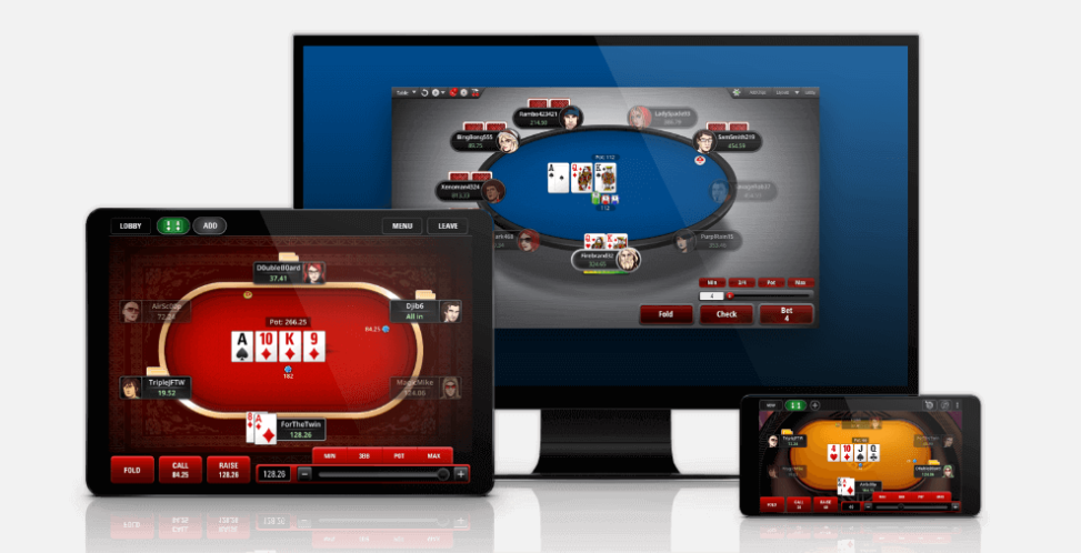pokerstar application